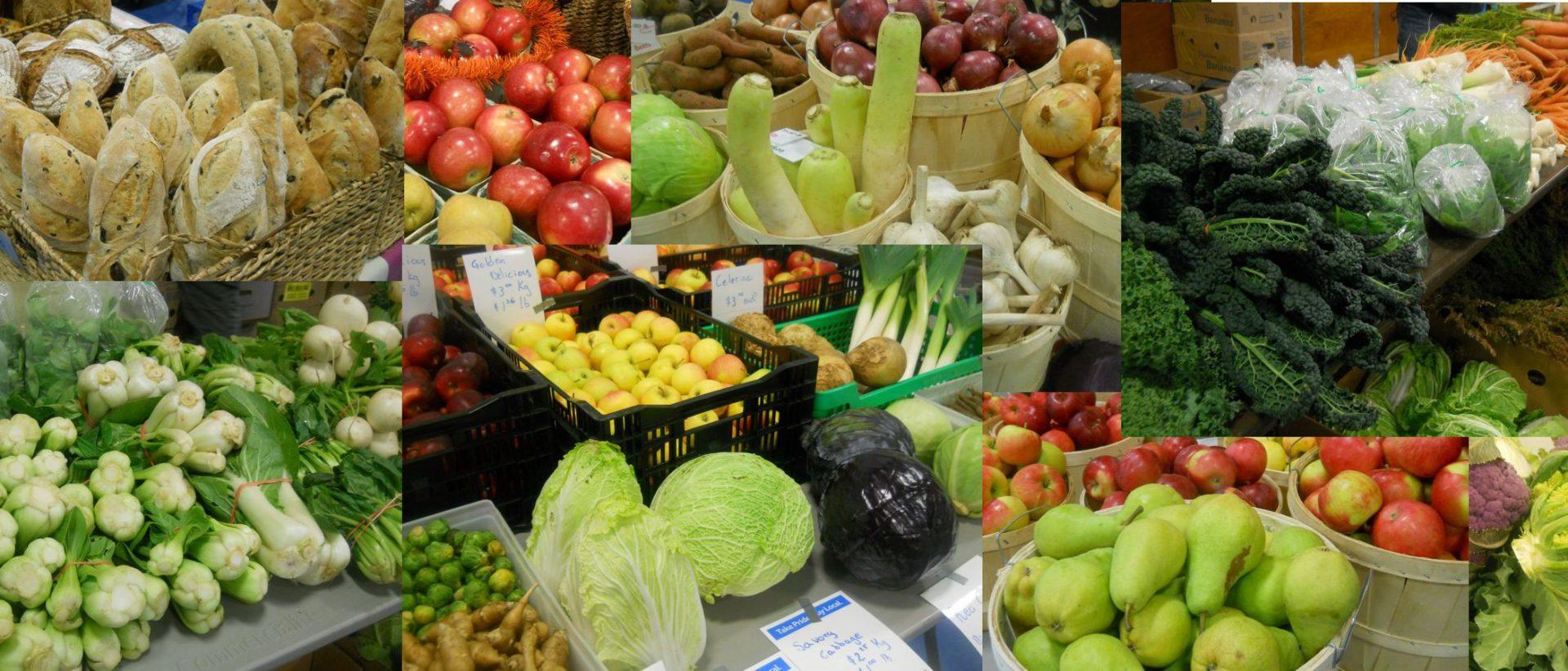 our market vendors